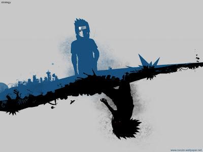 Naruto Wallpaper - Sasuke Uchiha