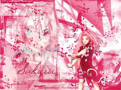 Naruto Wallpaper - Sakura Haruno