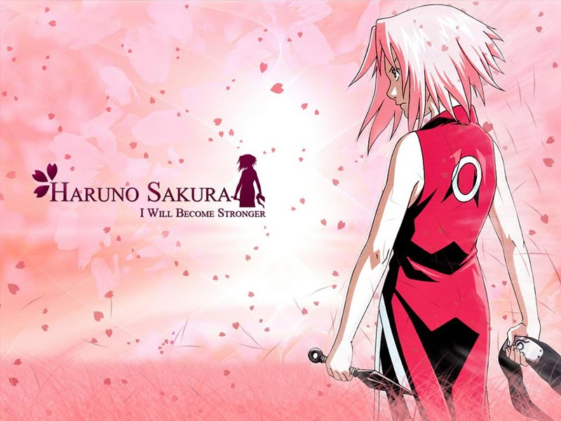 Sakura Haruno Wallpaper 1 | Cool Naruto Wallpaper Gaara And Rock Lee