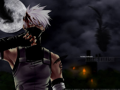 Naruto Wallpapers - Kakashi Hatake Wallpaper