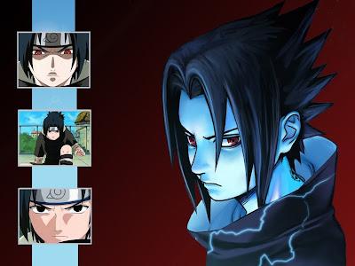 sasuke when he is young