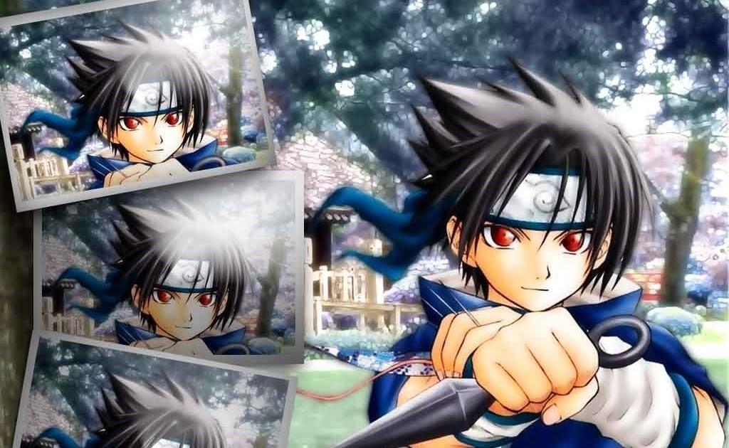 young sasuke