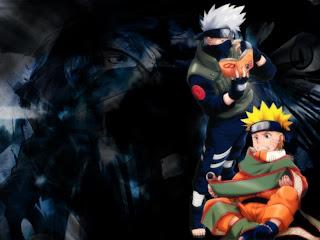 Kakashi Hatake & Naruto Uzumaki