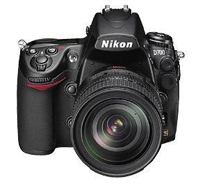 Nikon D700 The compact professional SLR digital camera