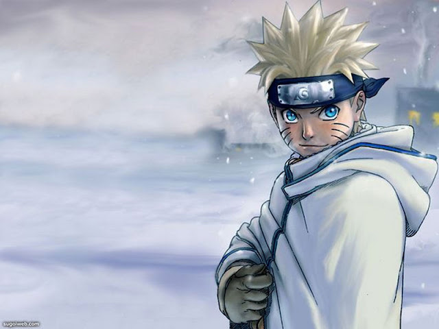 Download Free Hd Wallpapers of Naruto In Cold