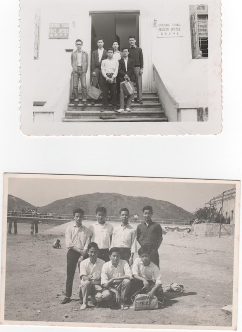 Photo 11: Cheung Chau Post Office / Photo 12: By the Beach (Photo credit: Danny Ho)