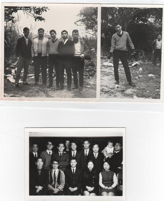 Photo 6: Group Picnic / Photo 7: Lone Picnicker / Photo 8: 5th yr reunion (Photo credit: Danny Ho)