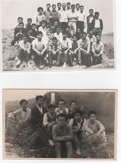 Photo 4: Large group outing, Form 3B / Photo 5: Small group outing, Form 2 (Photo credit: Danny Ho)