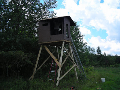 Looking for Wood ladder deer stand plans ~ sharewood