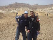 وانا على الجبل فى سيناء