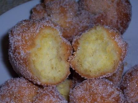 Muccasbronza frappe e castagnole for Dolci romani