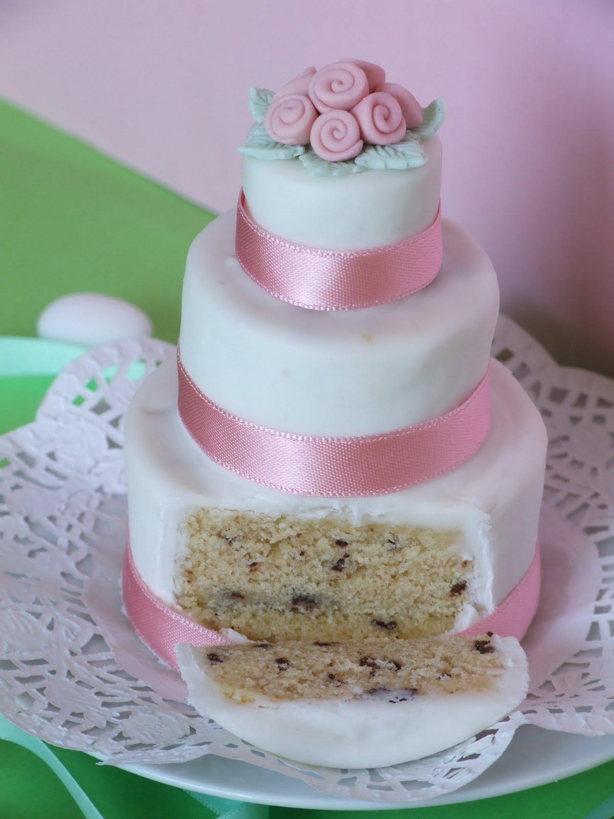 Mini Cake A La Farine De Riz