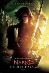 Prince Caspian Movie