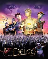 Delgo Movie