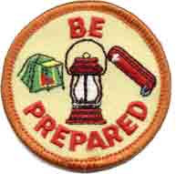 Icon of Be Prepared