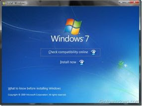 Installare WIndows 7 su Xp