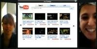 App Video chat interattiva per vedersi su internet e navigare insieme