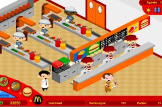 Gioco Mc Donalds
