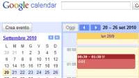 Programmare eventi sul calendario Google e Gmail