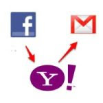 importare indirizzi Email di FAcebook