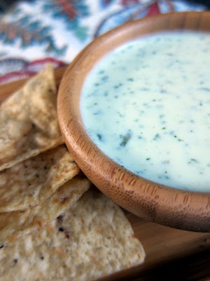 Chuy's Jalapeno Dip - easy copycat recipe. Tastes just like the real thing!! SO good! Great on tacos, on top of a salad, as a marinade or as a dip. Everyone LOVES this!! Sour cream, ranch mix, jalapeños, garlic, cilantro, lime juice and milk. One of my most requested recipes!!