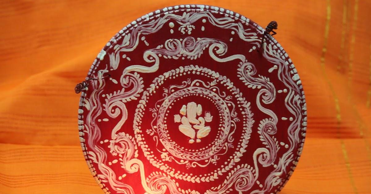 DEEPIS WORLD Aipan  Traditional art of Kumaon