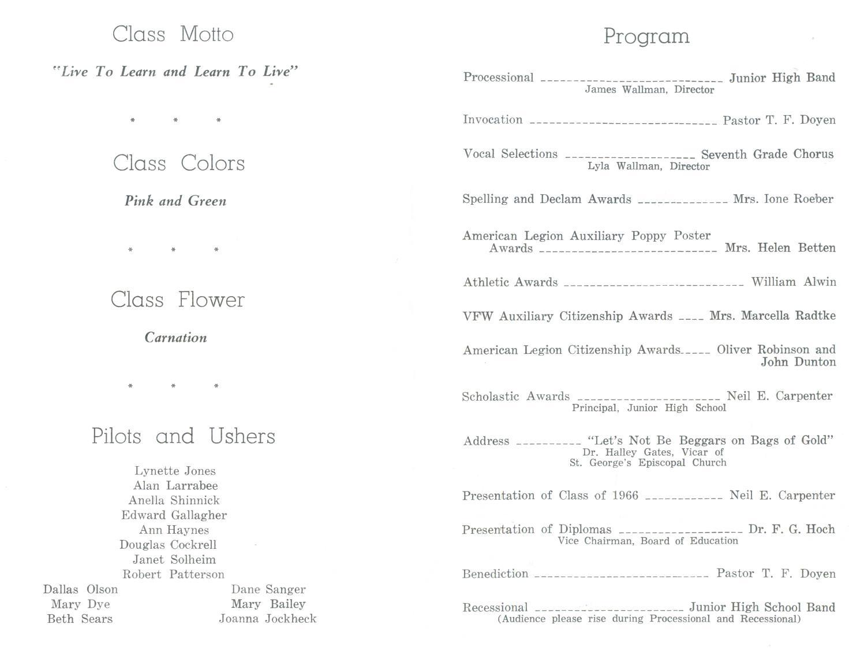8th Grade Graduation Activity Educationcom