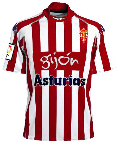 Camisetas Kappa del Sporting 8a631c4661935