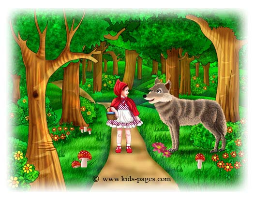 Red Riding Wood