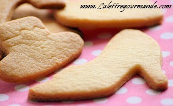 Biscuits sablés 2