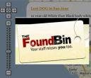 The Found Bin Screenshot