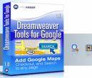 Dreamweaver tools for Google Screenshot
