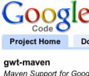 GWT Maven Screenshot