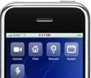 iPhone Remote Screenshot