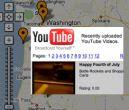 YouTube Mapplet Screenshot