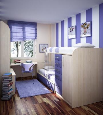غرف نوم للاطفال childrens-room-1-582