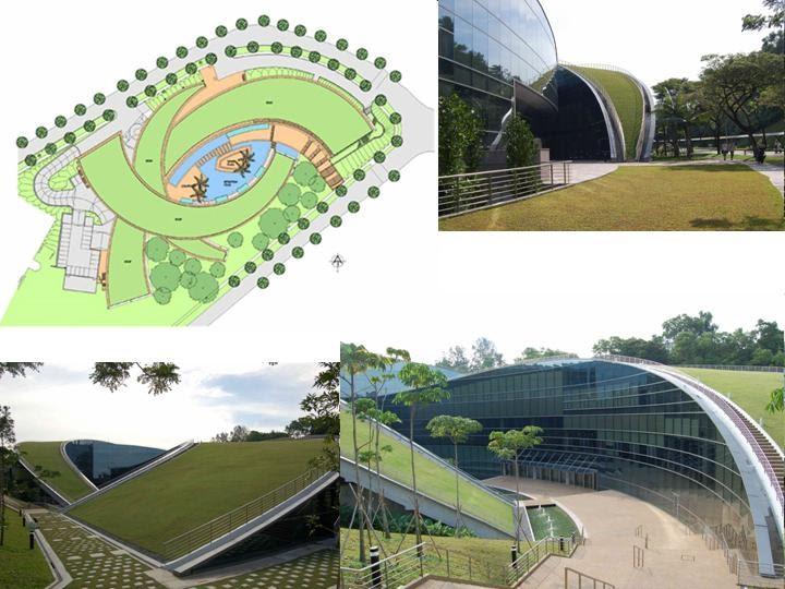 Green Architecture School of Art Singapore