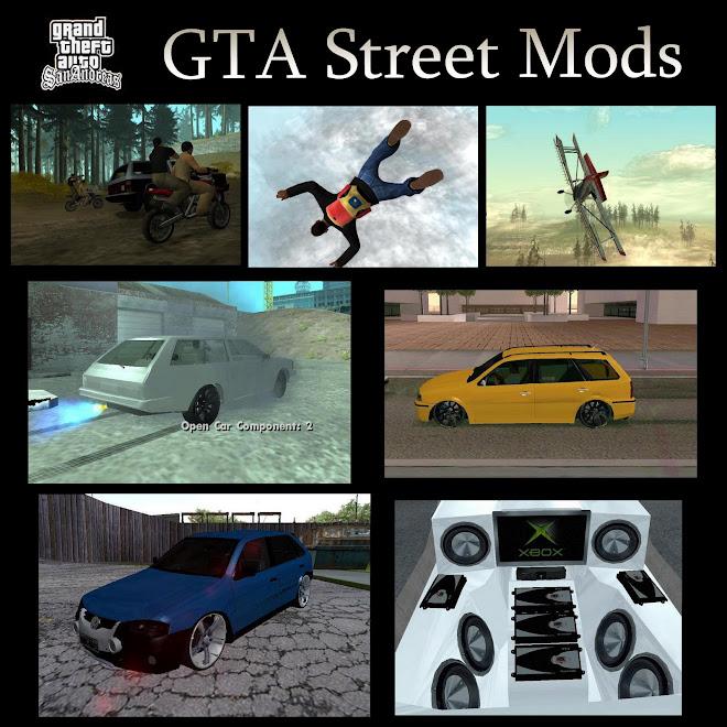GTA Street Mods