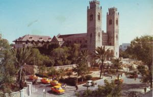 (Before) Mogadishu's Main Church