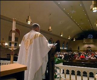 Stella Borealis Catholic Roundtable: Fr  Echert deploys once