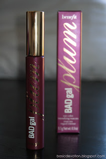 a601c8e466b Wear it alone to warm up your lashes or add Plum over the original BADgal  Black for an extra pop.