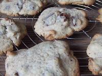 recettes  Cookies sucrées au chêvre frais