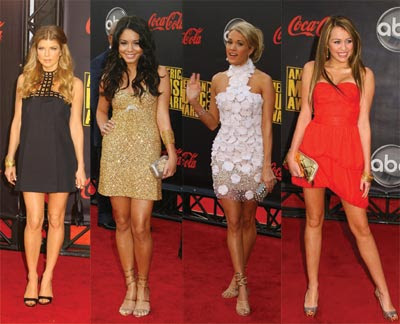 Dress Shoes on Fergie  Seriously  She Looks Regular Like She Pulled That On To Go To