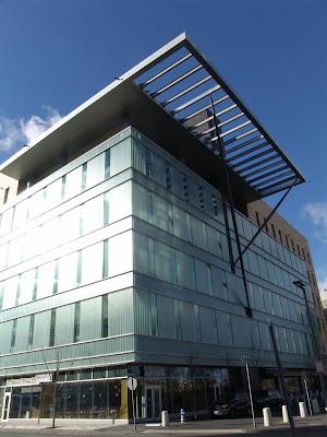 Kendall Square Biotech Lab