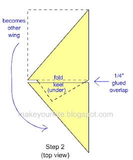 how to make a delta kite