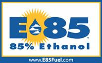 logo for ethanol 85%