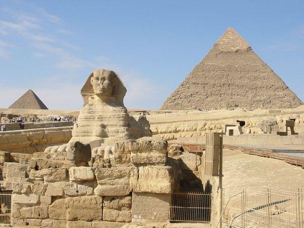 egypt pyramids sphinx inside - photo #2