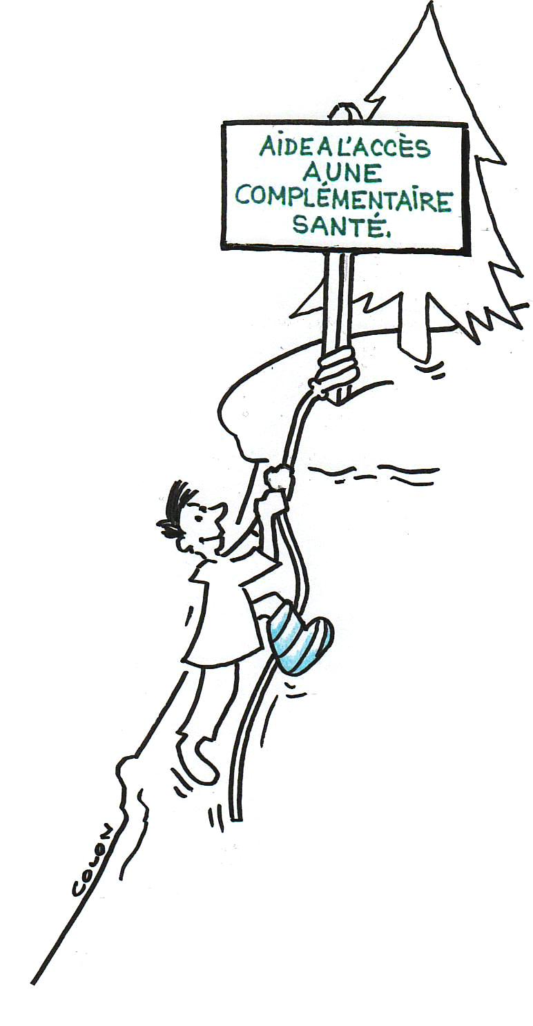 Protection sociale compl mentaire aide la - Plafond aide a la complementaire ...