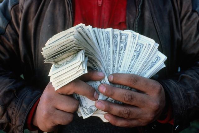 Картинки денег: Доллары или просто баксы