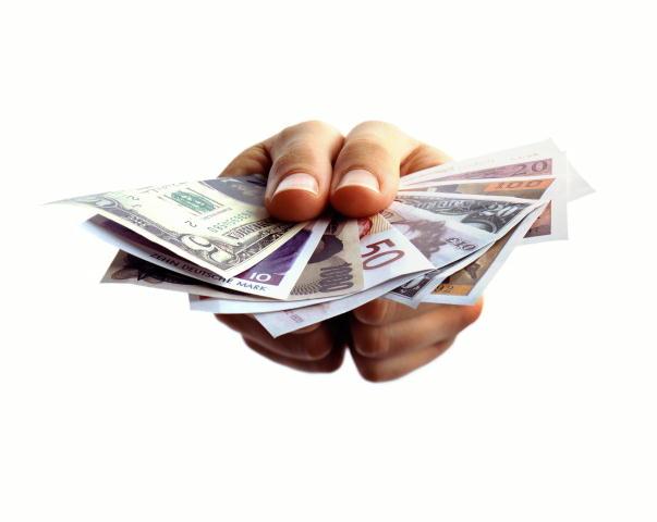 Картинки денег: Деньги в руках